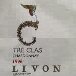 livon label 1996