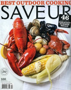 saveur cover