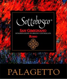 Palagetto Sottobosco - Super Tuscan