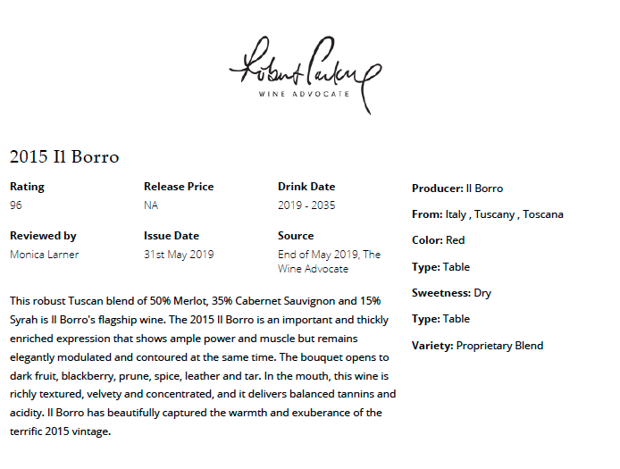 https://www.angeliniwine.com/wp-content/uploads/2019/06/2015-Il-Borro-96-Pt-Review-by-Robert-ParkerWine-Advocate.png